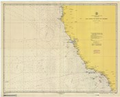 San Diego to Pointe St. George Map