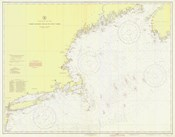 West Quoddy Head to New York Map
