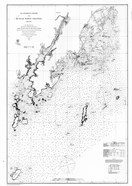 St. George's River Map