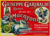 Guiseppe Garibaldi Macaroni