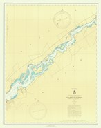 St. Lawrence River Map