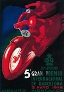 5 Gran Premio Barcelona 1946