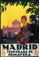 Madrid Temporada de Primavera Ad