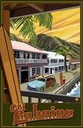 Old Lahaina Hawaii Ad