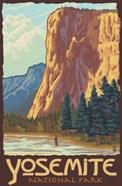 Yosemite National Park Scene I