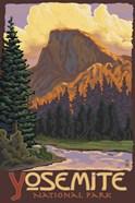 Yosemite National Park Scene II