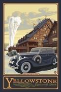 Old Faithful Inn Yellowstone Ad