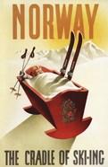 Cradle Of Skiing Norway