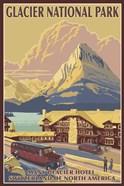 Glacier National Park Ad