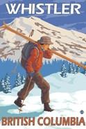 Whistler British Columbia Ski