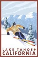 Lake Tahoe Mountain Ski