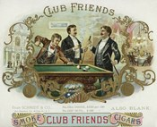 Club Friends Cigars