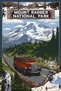 Mount Rainier National Park II