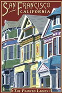 The Painted Ladies California Ad