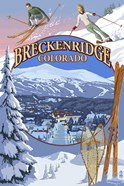Breckenridge Colorado Ad