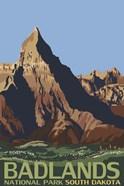 Badlands National Park Ad