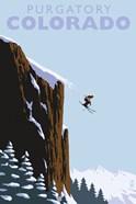 Purgatory Colorado Ski Jump