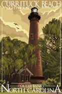 Currituck Beach Lighthouse Carolina