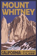Mount Whitney Elevation