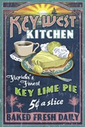 Key West Kitchen Lime Pie