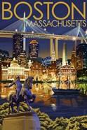 Boston Massachusetts Paul Revere
