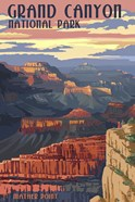 Grand Canyon Park Mather Point