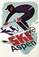 Ski Aspen Ad