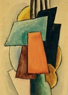 Study For Painterly Architectonis, 1916