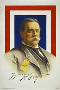 William Howard Taft, Candidate for U.S. President