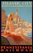 Atlantic City Bathing Pa Line