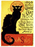 Chat Noir (with text)