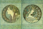 Green Medallions