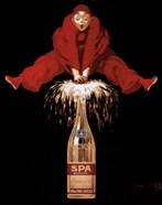 Belgium Liquor Red Man
