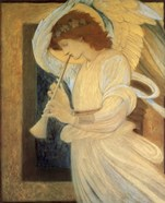 Angel With Shofar