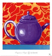 Tempest in a Teapot I