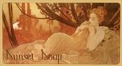 Sunset Soap