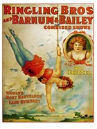 Miss Lietzel Barnum Bailey