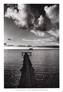 Jetty of Atiapiti, Raiatea, French Polynesia