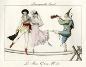 Tightrope Walkers French