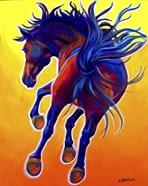 Horse Kick Up Your Heels