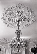 Ornate Ceiling Engraving
