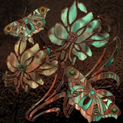 Copper Butterflies