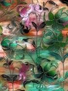 Aqua Sky Lillies