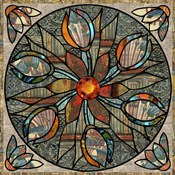 Mandala Ibis