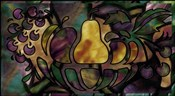 Stained Glass Fruit