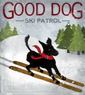 Good Dog Ski Patrol