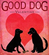 Good Dog Valentine I