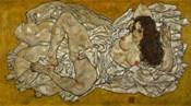 Reclining Woman, 1917