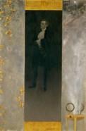 """The Actor Josef Lewinsky As Carlos In Goethe'S """"""""Clavigo"""""""", 1895"""