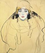 Female Head, 1917-1918